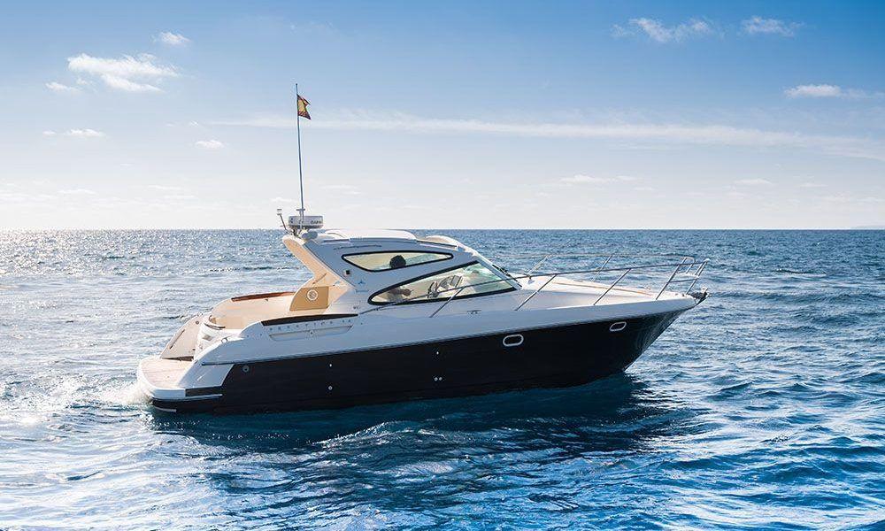 Alquiler de barcos en Ibiza Prestige 34